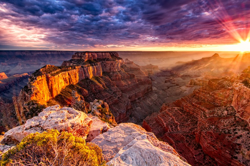 Grand Canyon @shutterstock
