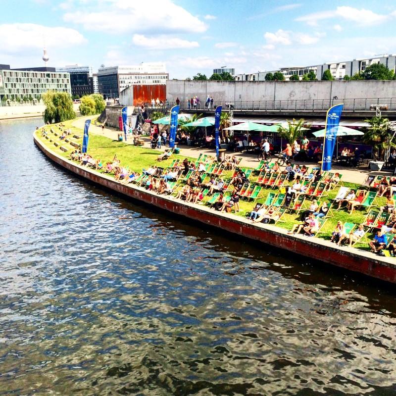 Spree Boats Tour in Berlin, Germany