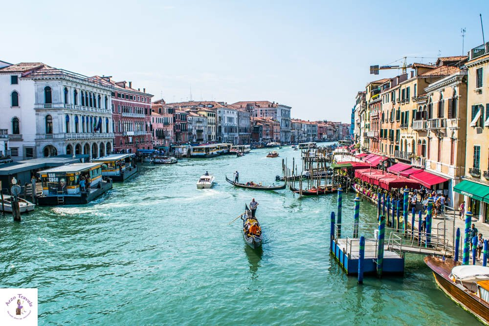 Venice Itinerary 2 days