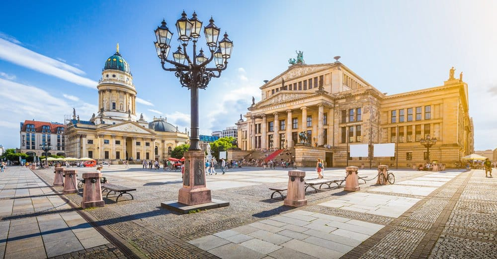 Gendarmenmarkt in Berlin - what to do and see