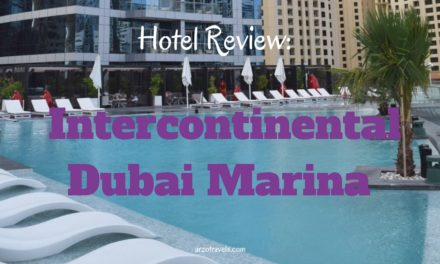 Review: Intercontinental Dubai Marina