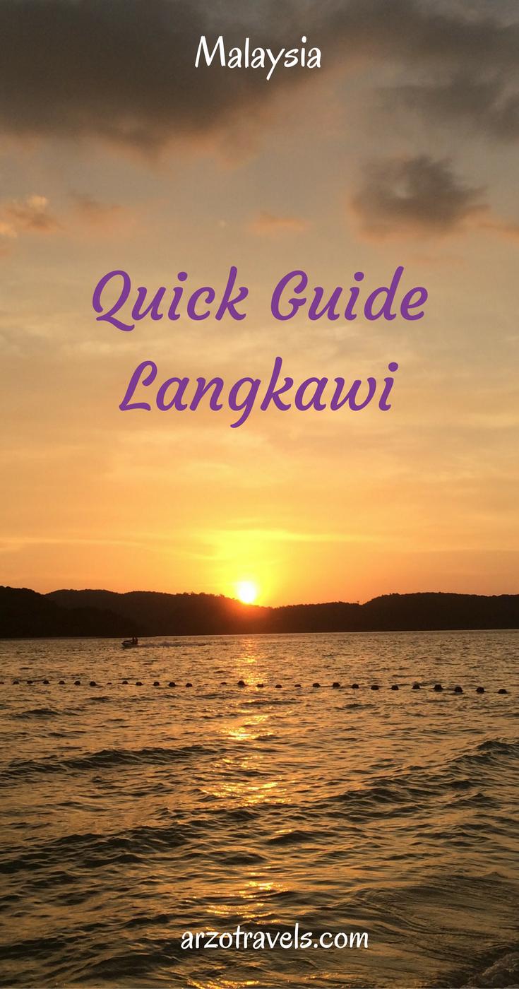 Things to do in Langkawi. Langkawi, Malaysia.