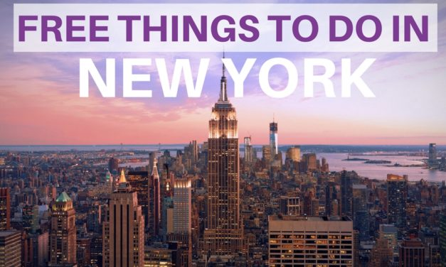 New York on a Budget – How to Enjoy New York with Little Money