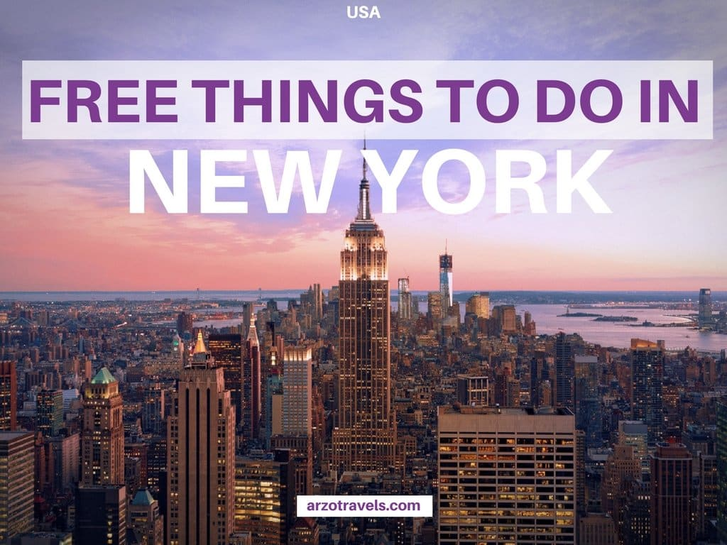 New York on a budget, best things to do in New York