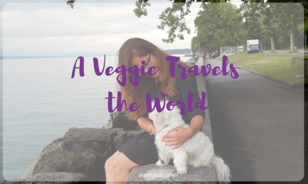A Veggie Travels the World