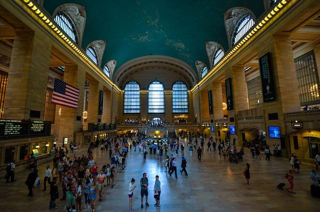 Grand Central Terminal Manhattan