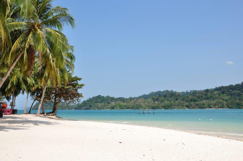 Top beaches in Langkawi
