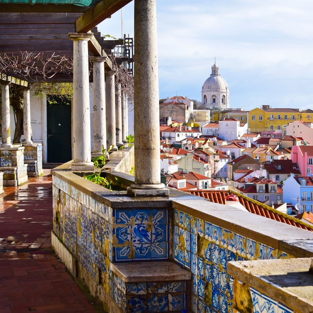 Arabian influence in Alfama - @shutterstock