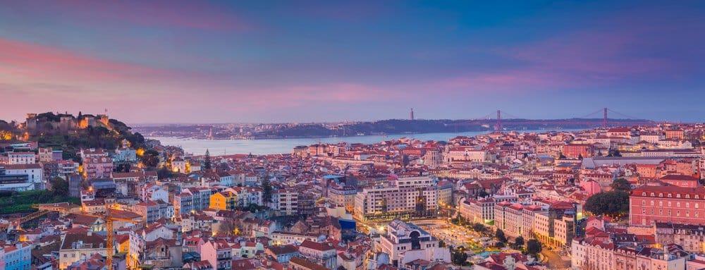 Lisbon, Portugal @shutterstock