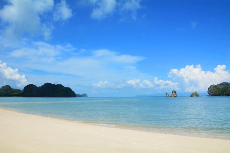 Tanjung Rhu Beach, Langkawi Island, Malaysia @shutterstock