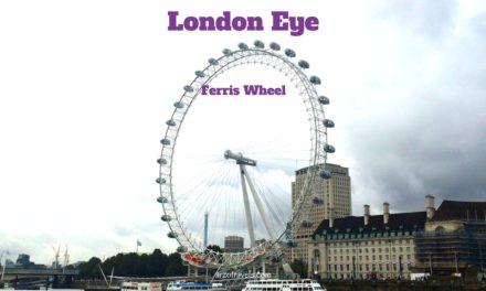 London From Above: Is London Eye Worth it? London Eye Review