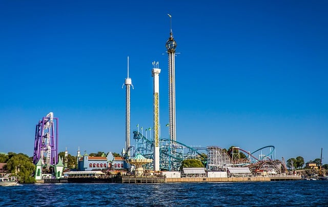 Amusement Park in Stockholm Places to see in Stockholm in 3 days