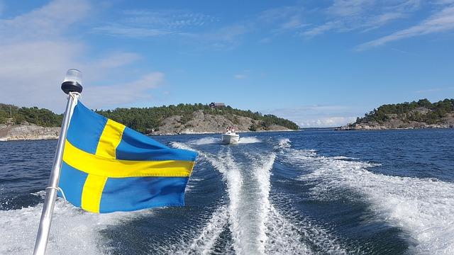 Sweden Boat Trip