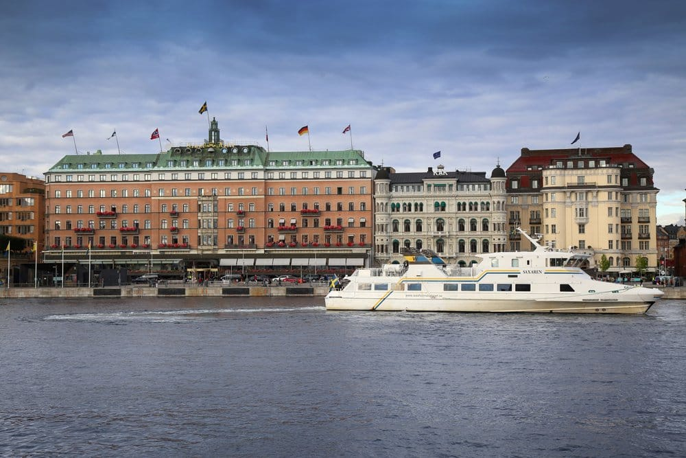 Waterfront Stockholm in Stockholm @shutterstock