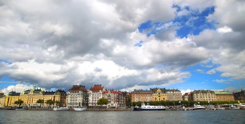 Stockholm Boat Trip - shutterstock
