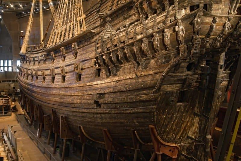 Vasa Museum- Vasa Ship in Stockholm