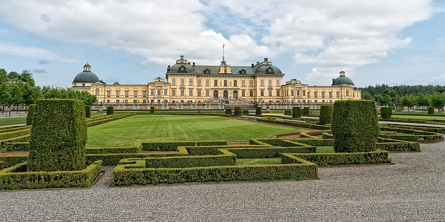 Drottingham Palace Stockholm what to see in Stockholm in 3 days