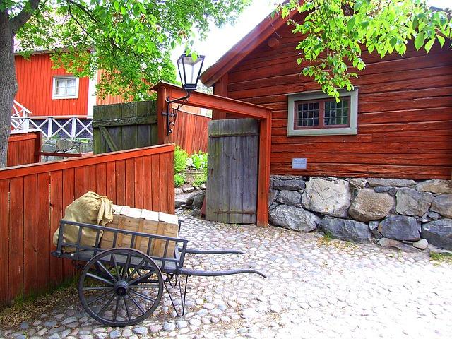 Skansen Open-Air Stockholm