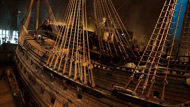 Vasa Museum in Stockholm - what to go in Stockholm in three days