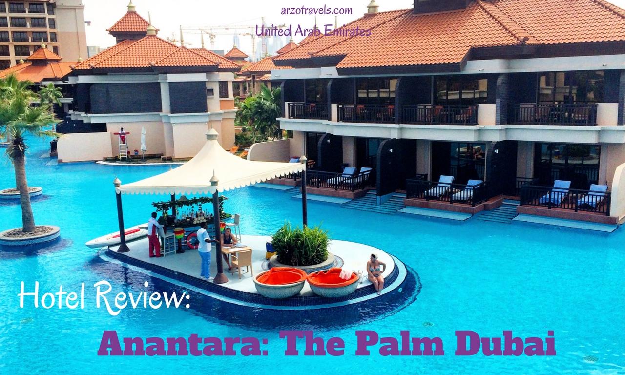 Anantara - The Palm Dubai, Hotel Review