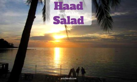 Bucket List – Haad Salad Thailand
