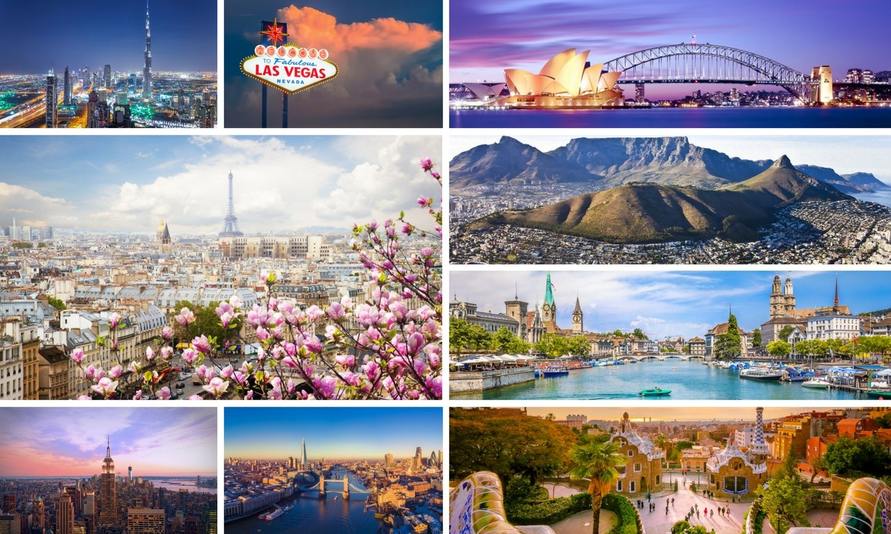10 Most Favorite Cities for Solo Traveler