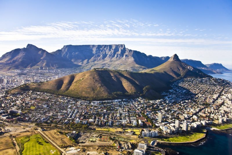 Cape Town - What an amazing city @shutterstock