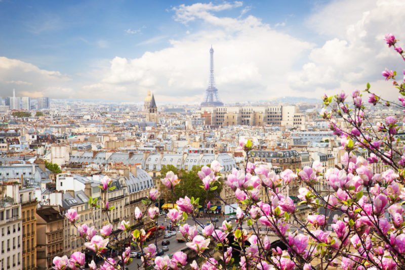 Paris, the beauty @shutterstock