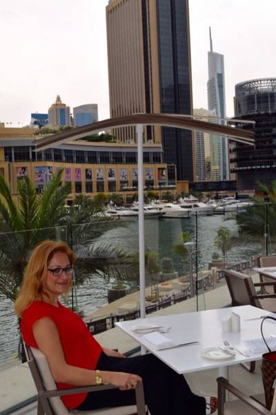Intercontinental Dubai Marina Hotel Review