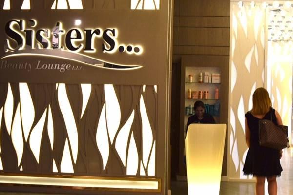 Dubai Mall - Sister´s Beauty Lounge