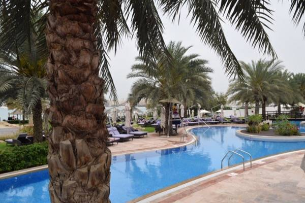 Beach and Pool Access at Westin Dubai Mina