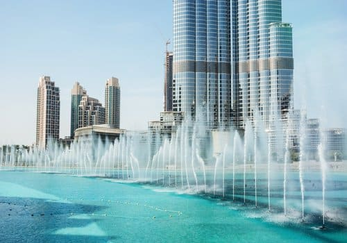 Dubai 2 day itinerary - what to do in dubai for 2 days