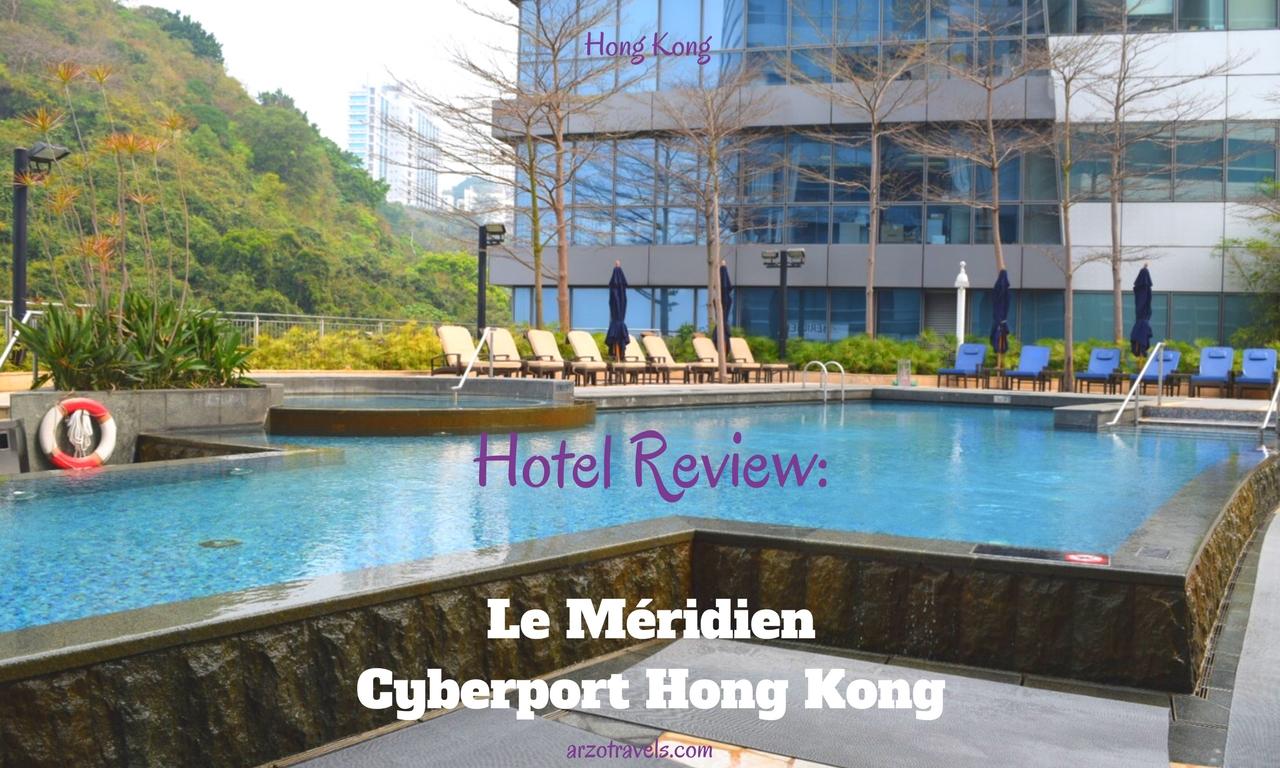 Hong Kong Le Meridien Cyberport