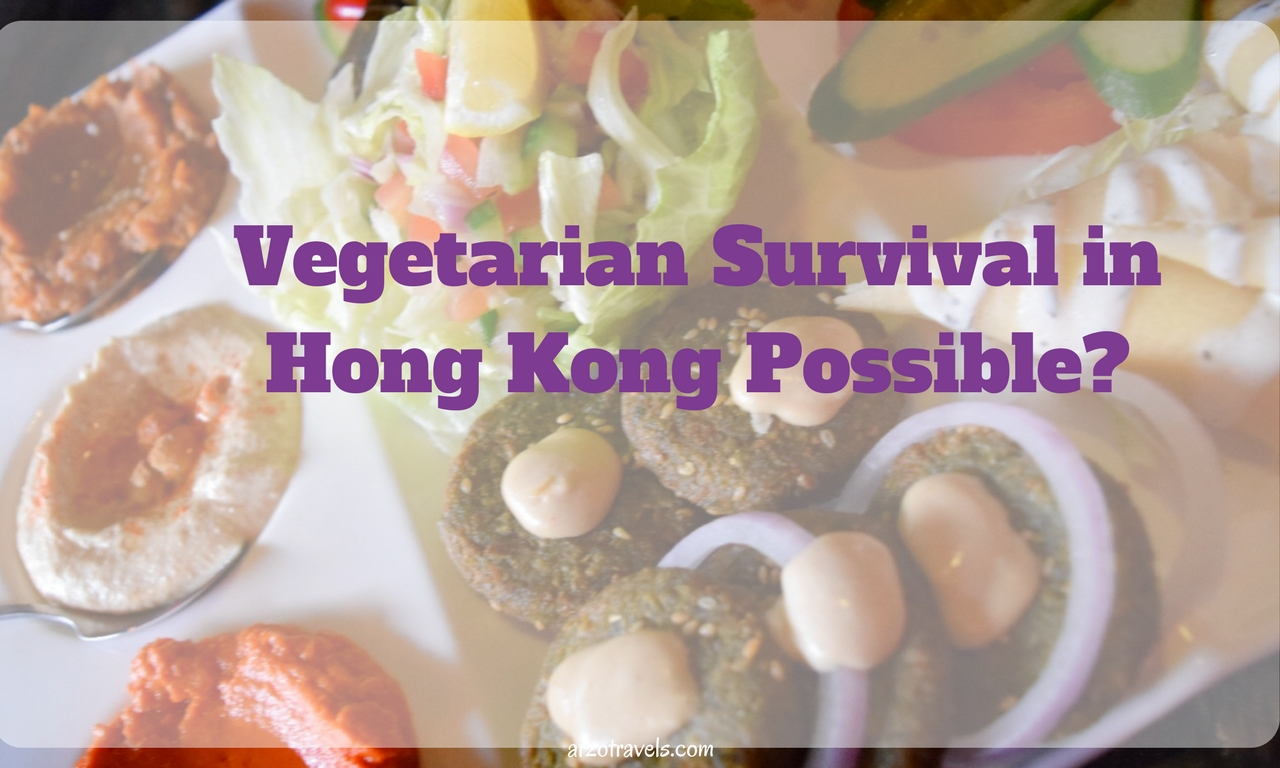 Vegetarian Survival Hong Kong