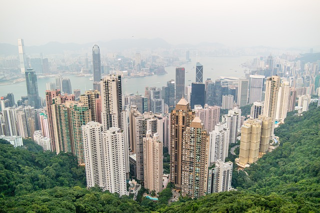 Hong Kong Victoria Peak - Iconic view of Hong Kong n 4 days