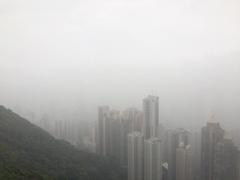 Peak Tower in Hong Kong (Victoria Peak)