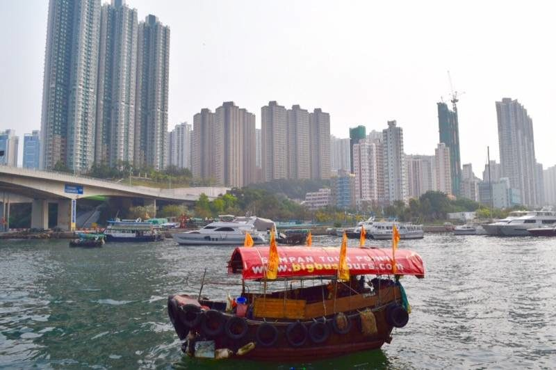 Hop on and Hop off Tour in Hong Kong
