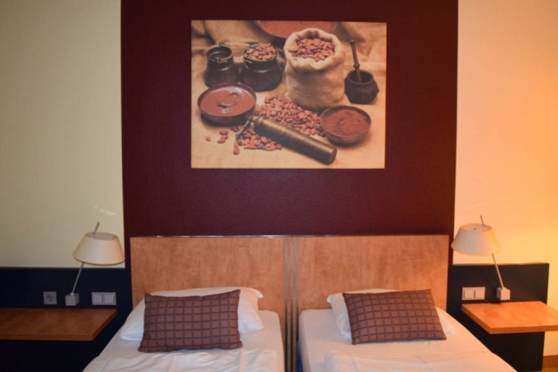 Mercure Severinshof Cologne - MyRoom Chocolate Room