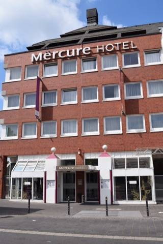 Mercure Severinshof Cologne - MyRoom