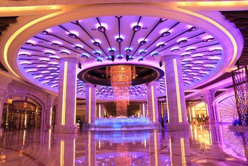 Galaxy Casino Hotel in Macau @shutterstock