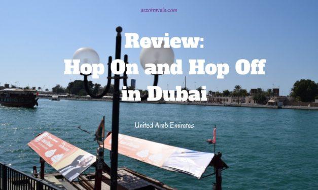 Dubai Hop On Hop Off Tour by Big Bus Tours