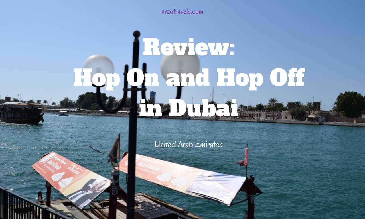 Hop on and Hop Off Dubai
