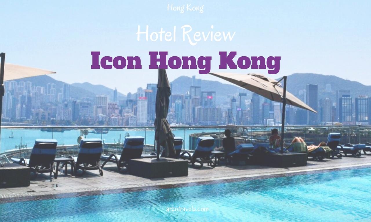Review: Hotel ICON Hong Kong