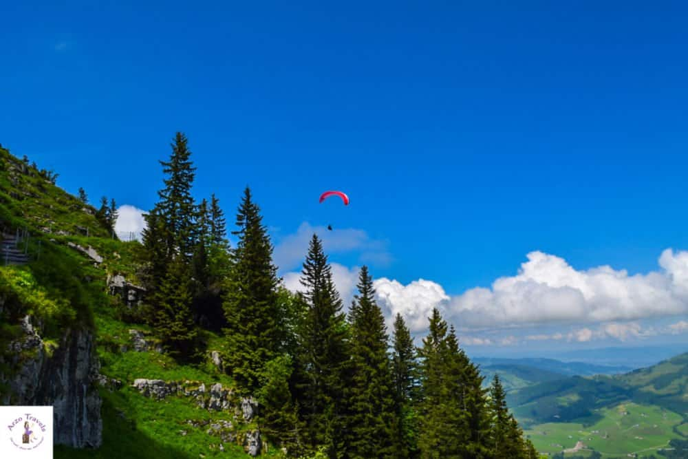 Paradise for Outdoorlovers in Ebenalp