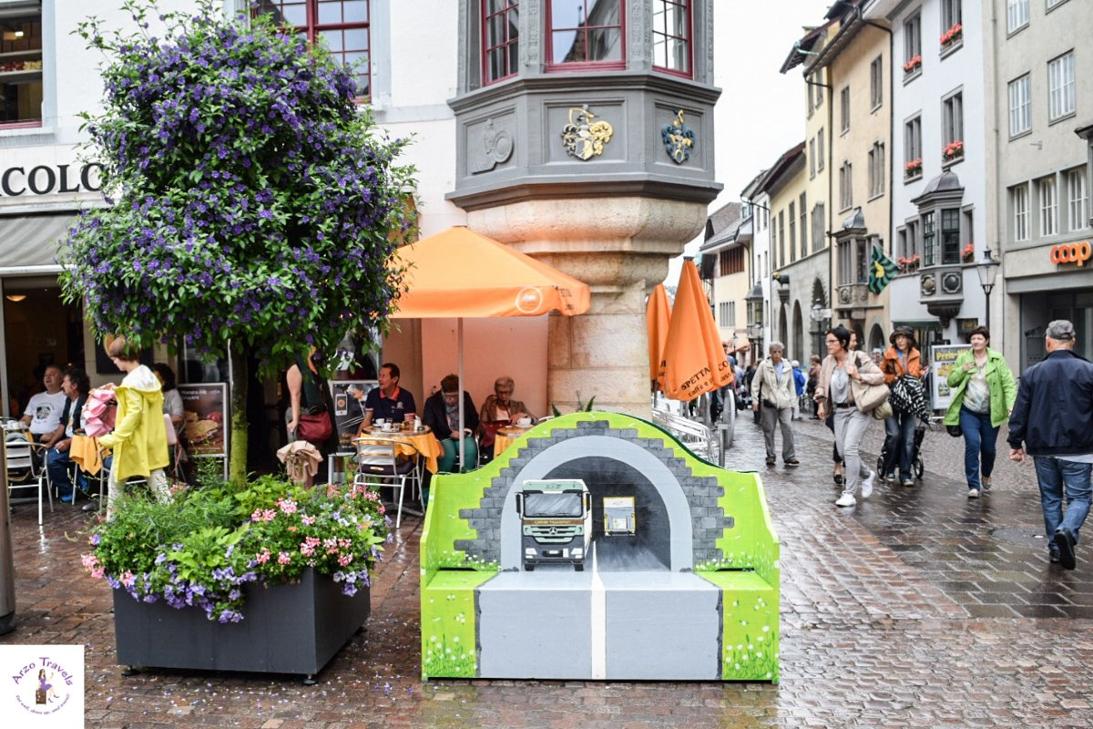 Schaffhausen Things to see in a few hours
