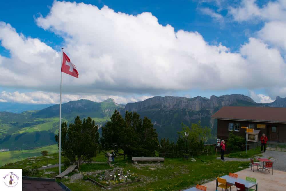 Ebenalp in Appenzellerland