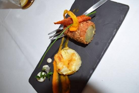 Vegetarian Dinner in Schaffhausen: Theater Restaurant