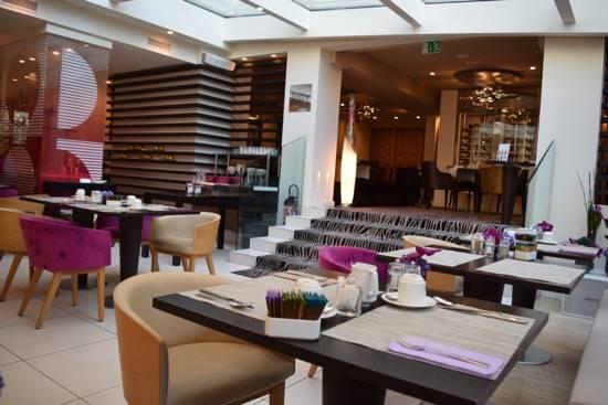 Trilby Restaurant - Hotel Manotel N'vY in Geneva