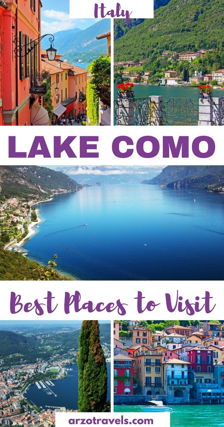 Places to see Como, Italy and surrounding areas