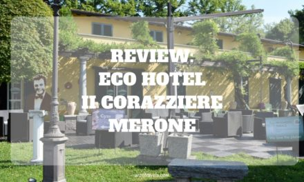 Review: Hotel II Corazziere Merone in Lake Como